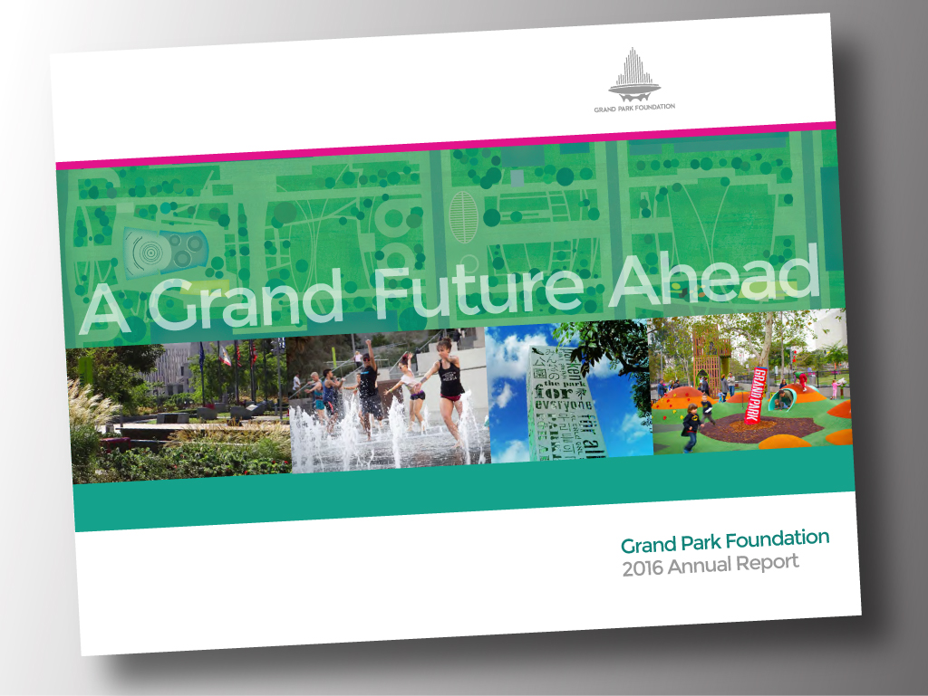 Grand Park Foundation Annual Report | TeamworksCom